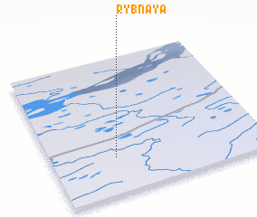 3d view of Rybnaya