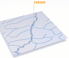 3d view of Surovo