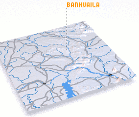 3d view of Ban Huai La