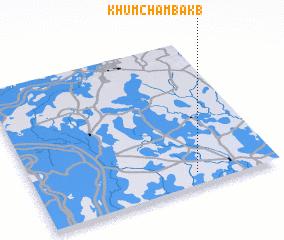 3d view of Khŭm Châmbák (1)