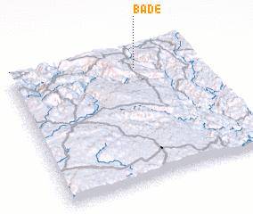 3d view of Bade