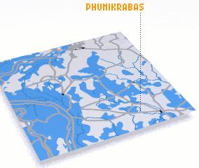 3d view of Phumĭ Krâbas