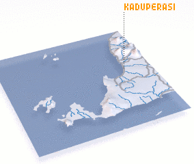 3d view of Kaduperasi