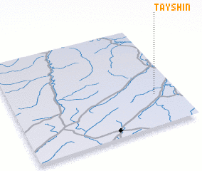 3d view of Tayshin