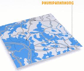 3d view of Phumĭ Panh Nhŏng