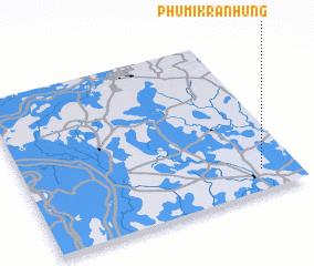 3d view of Phumĭ Krânhung