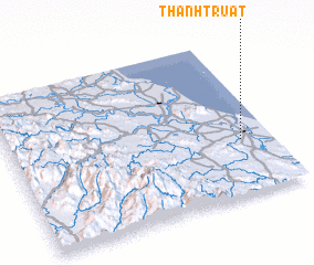 3d view of Thanh Truật