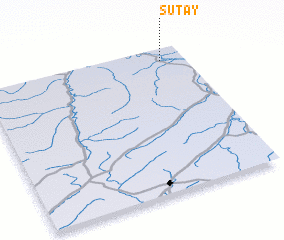 3d view of Sutay