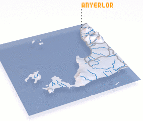 3d view of Anyer-Lor