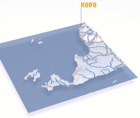 3d view of Kopo