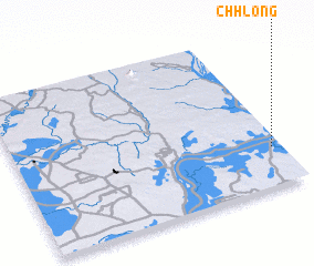 3d view of Chhlong