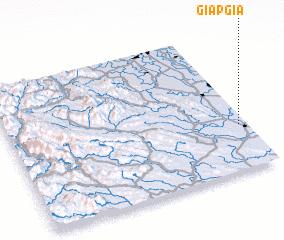 3d view of Giáp Giá