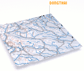 3d view of Ðông Thai