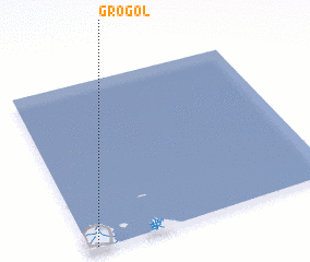 3d view of Grogol