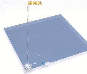 3d view of Grogol