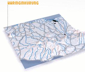 3d view of Waringinkurung