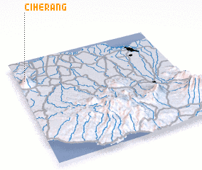 3d view of Ciherang