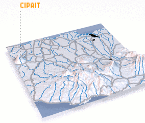3d view of Cipait