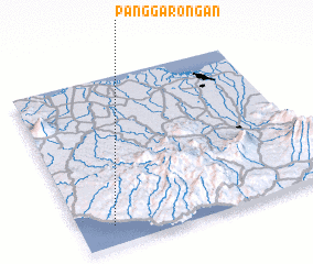 3d view of Panggarongan