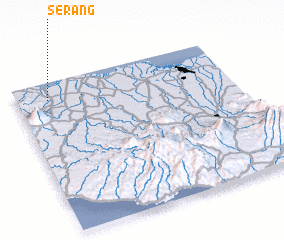 3d view of Serang