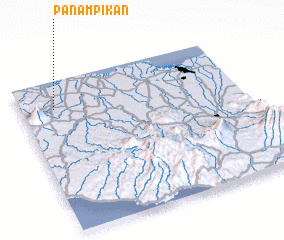 3d view of Panampikan