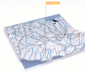3d view of Wangun