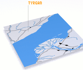 3d view of Tyrgan