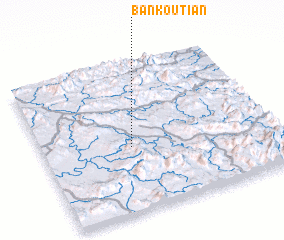 3d view of Ban Koutian