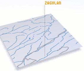 3d view of Zagulan