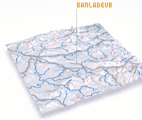 3d view of Ban Ladeu (1)
