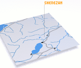 3d view of Shene-Zam