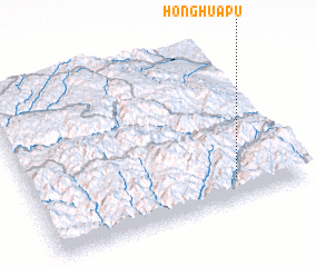 3d view of Honghuapu