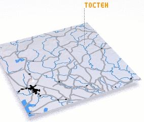 3d view of Toc Têh