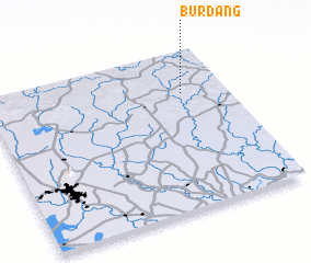 3d view of Bu R\