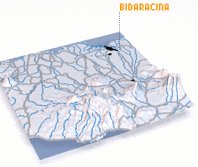 3d view of Bidaracina