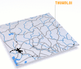 3d view of Thuận Lợi