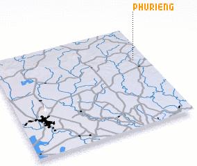 3d view of Phú Riềng