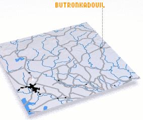 3d view of Bu Tron Kadouil