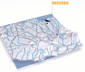 3d view of Marunda