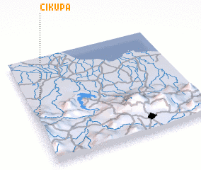 3d view of Cikupa