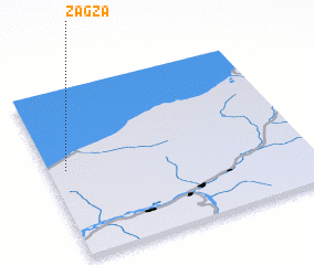 3d view of Zagza