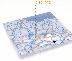 3d view of Cisomang