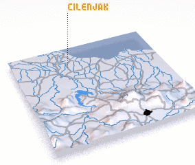 3d view of Cilenjak