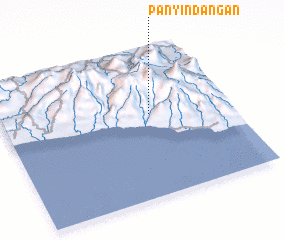 3d view of Panyindangan