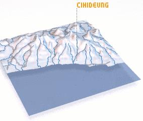 3d view of Cihideung