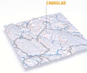 3d view of Changlao