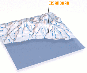 3d view of Cisandaan