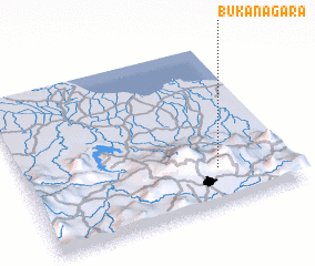 3d view of Bukanagara