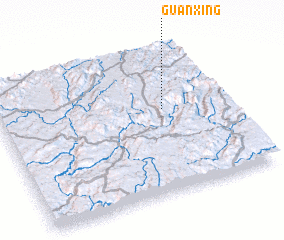 3d view of Guanxing