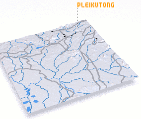 3d view of Pleikù Tông